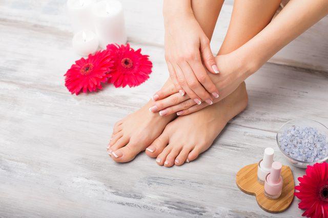 A forma dos pés refletem a personalidade do indivíduo