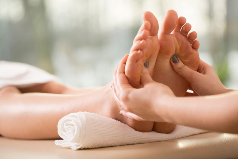 Reflexologia podal: seus pés dizem muito sobre você!