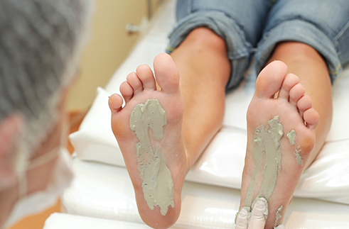 A Argila no Tratamento em Podologia